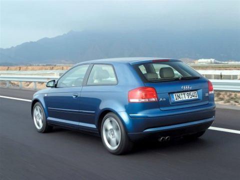 Audi A3 3,2L quattro Torque10