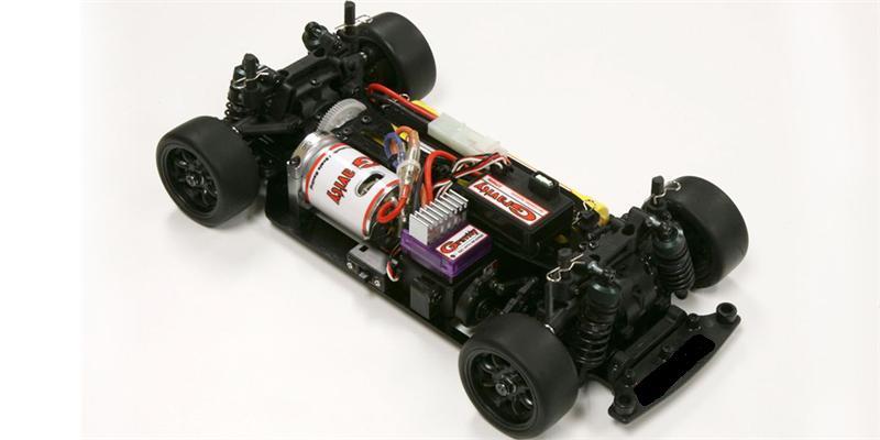 240 z  à moteur éléctrique ! Chassi10
