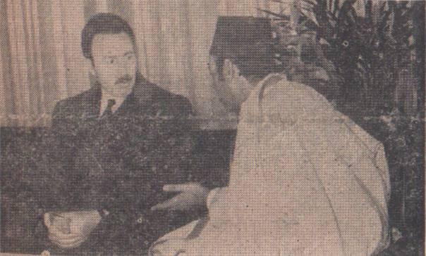 صور  تذكارية  للمغفور له جلالة الملك  الحسن الثاني Image410