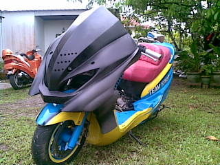 scooter-attack customs sarawak - Page 3 13042015