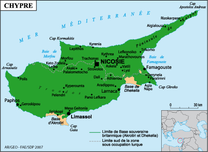 Négociations sur l'avenir de Chypre : la réunification est-elle enfin en vue ? Chypre10