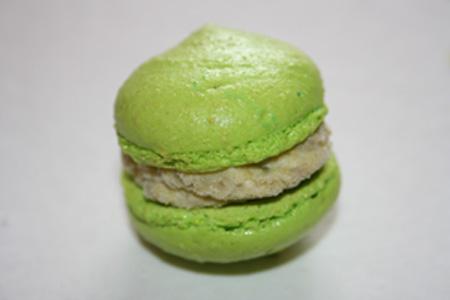 Macaron à la pistache Macaro17