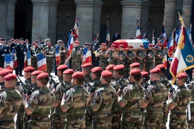 CEREMONIES FUNERAIRES général Bigeard: horaires 3_honn10