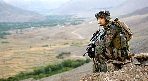 """ Mon carnet de guerre en Afghanistan "" 4b175f10"
