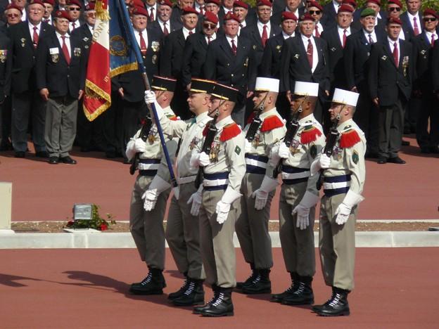 14 et 15 mai 2010 - CONGRES UNP à AUBAGNE à la Légion Etrangère Ag201012