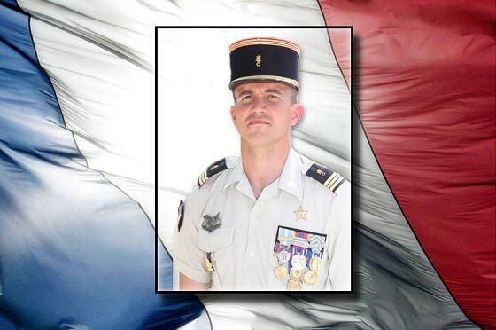 Un officier du 2ème Régiment Etranger du Génie tué en Afghanistan Capita11