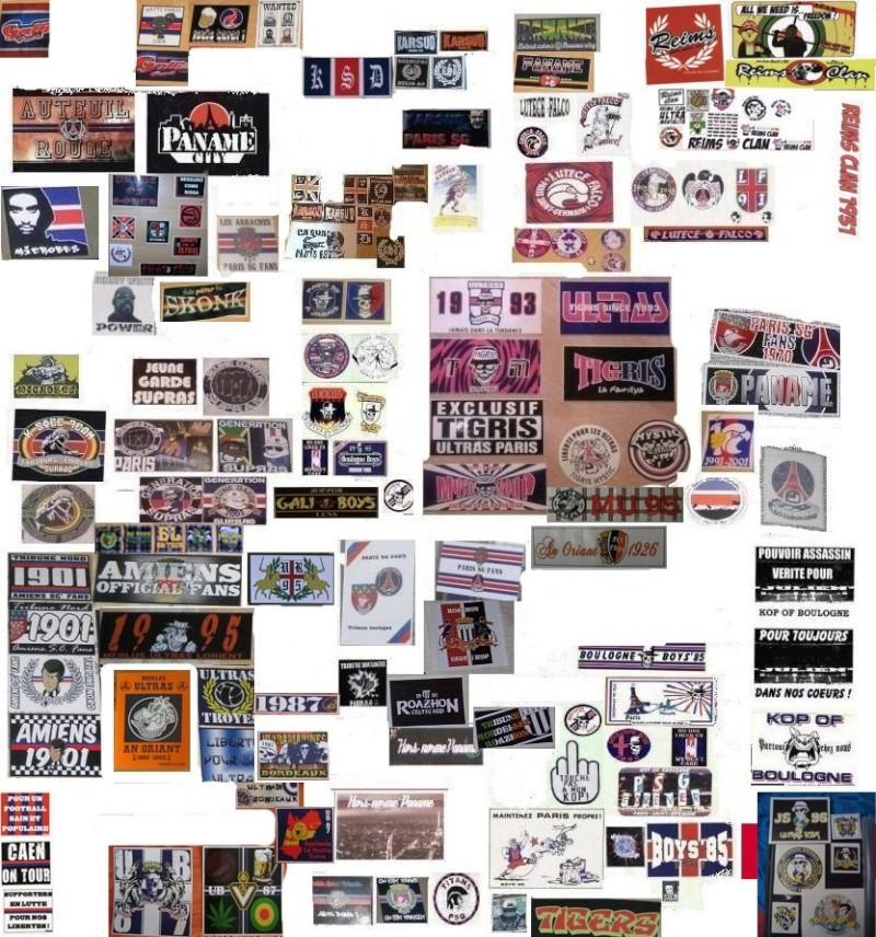 [Recherche] tout ces stickers Planch10
