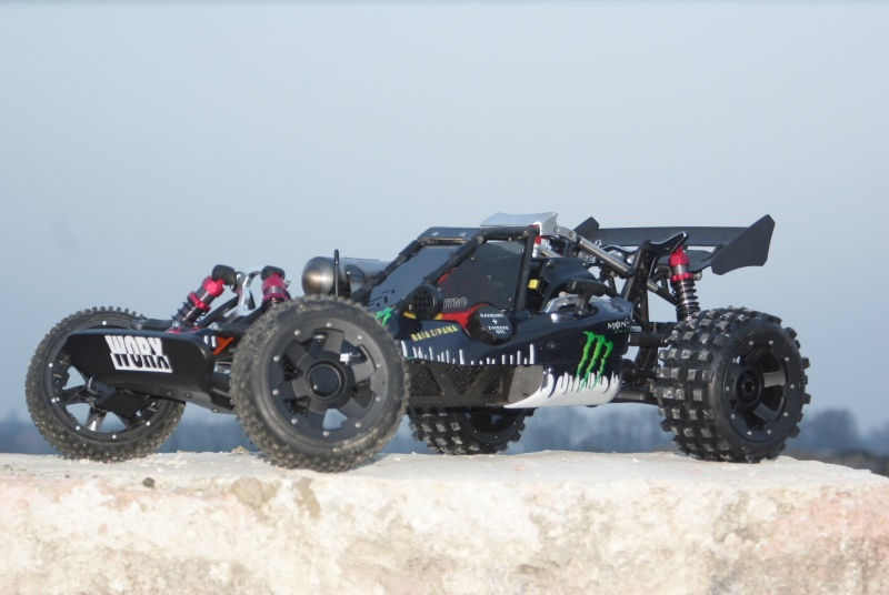 Pequeño club Monster Energy Sortie91