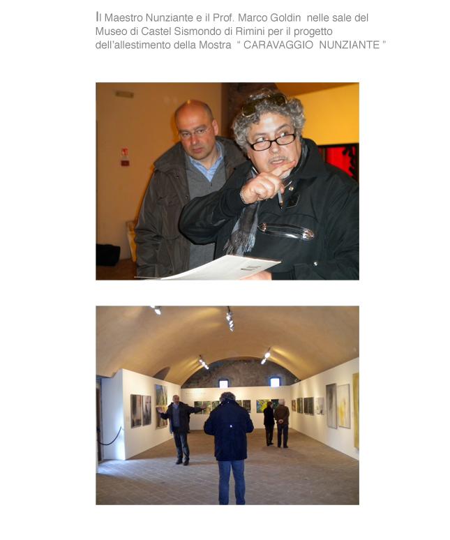 EVENTO SPECIALE A RIMINI, CASTEL SISMONDO: 11 DICEMBRE 2010-30 GENNAIO 2011 01031010