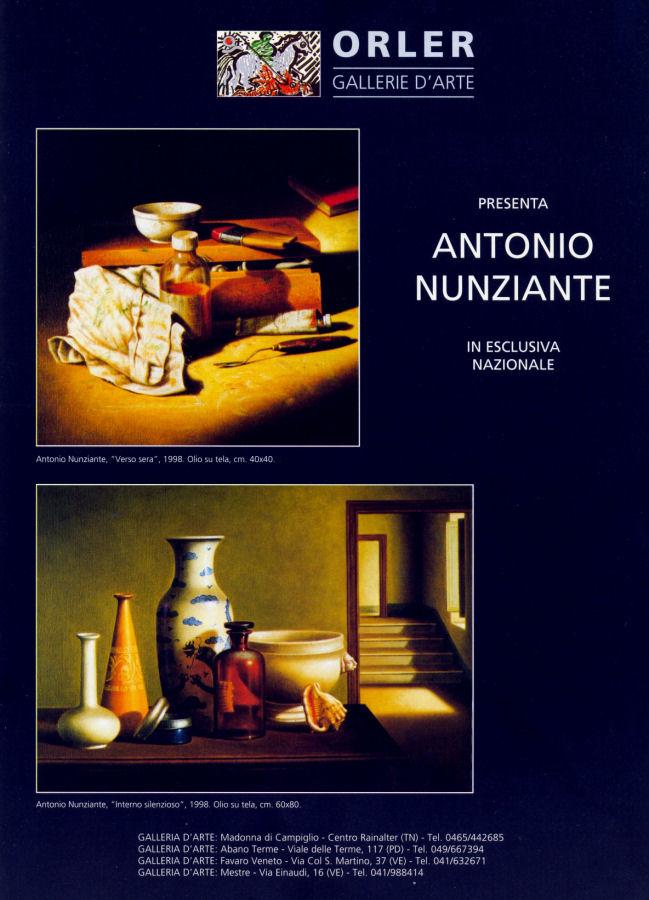 ARCHIVIO DELLE PUBBLICITA DEL MAESTRO SUI MENSILI D'ARTE 1998_011