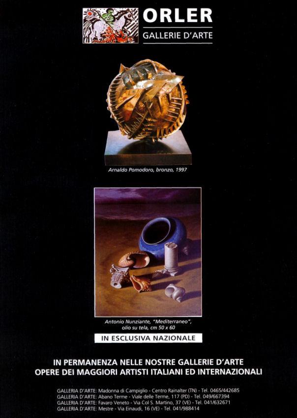 ARCHIVIO DELLE PUBBLICITA DEL MAESTRO SUI MENSILI D'ARTE - Pagina 2 1998_112