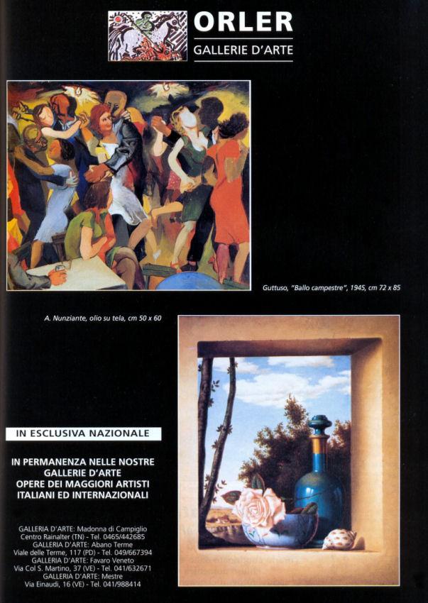ARCHIVIO DELLE PUBBLICITA DEL MAESTRO SUI MENSILI D'ARTE - Pagina 2 1999_011