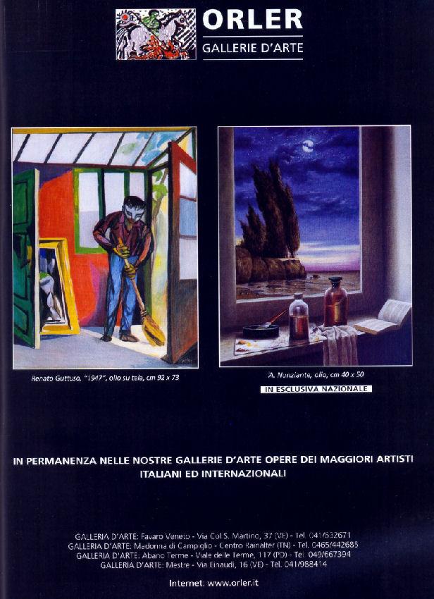 ARCHIVIO DELLE PUBBLICITA DEL MAESTRO SUI MENSILI D'ARTE - Pagina 2 1999_012