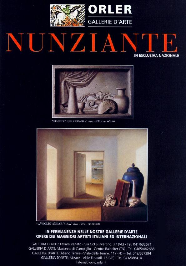 ARCHIVIO DELLE PUBBLICITA DEL MAESTRO SUI MENSILI D'ARTE - Pagina 3 1999_016