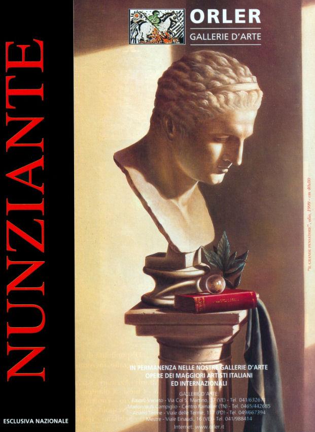 ARCHIVIO DELLE PUBBLICITA DEL MAESTRO SUI MENSILI D'ARTE - Pagina 3 1999_111