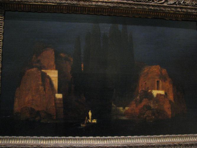 A PROPOSITO DELL'ISOLA DEI MORTI DI BOECKLIN... 1_18610