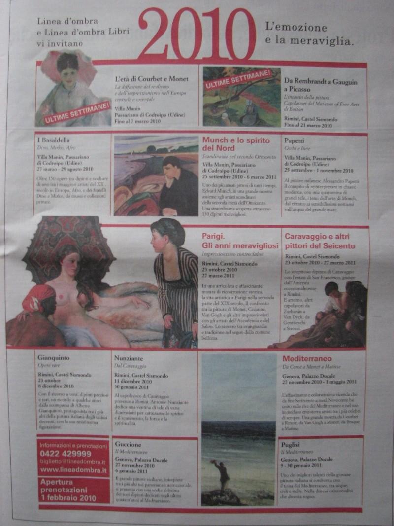 EVENTO SPECIALE A RIMINI, CASTEL SISMONDO: 11 DICEMBRE 2010-30 GENNAIO 2011 2010_010
