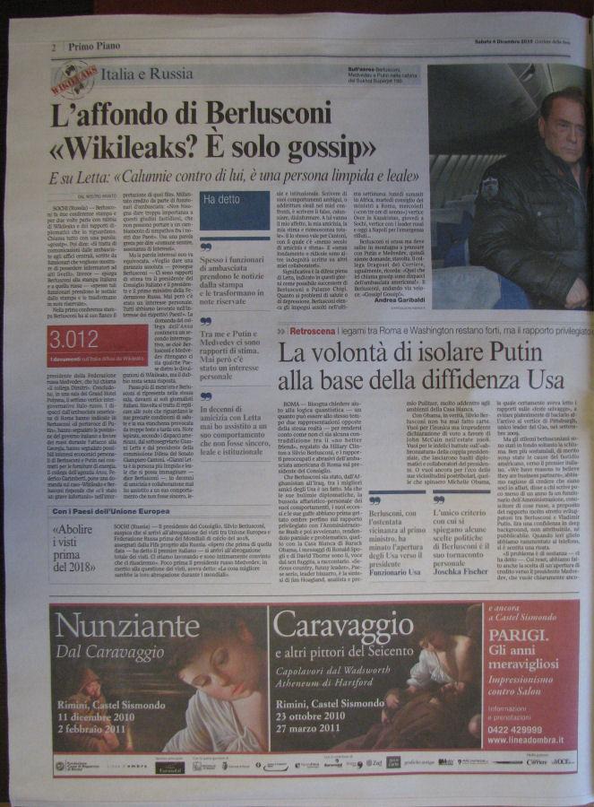 SABATO 4/12/2010 NUNZIANTE SUL CORRIERE DELLA SERA 2010_118