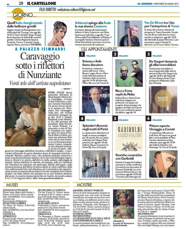 """2011 MOSTRA """"DAL CARAVAGGIO"""" a MILANO - Pagina 2 2011_012"""