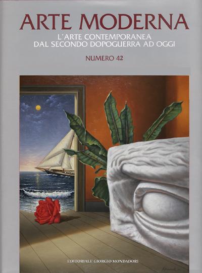 ARCHIVIO DELLE PUBBLICITA DEL MAESTRO SUI MENSILI D'ARTE - Pagina 8 85710