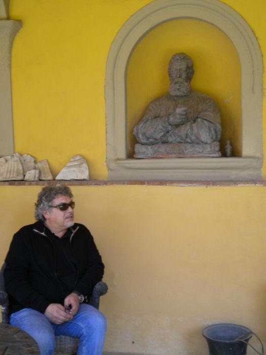 "FIESOLE ""Isole del pensiero"" Böcklin-de Chirico-Nunziante Il_mae10"