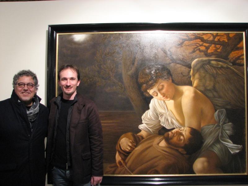 """Resoconti Mostra """"Dal Caravaggio"""" Castel Sismondo - Rimini - Pagina 2 Img_6110"""