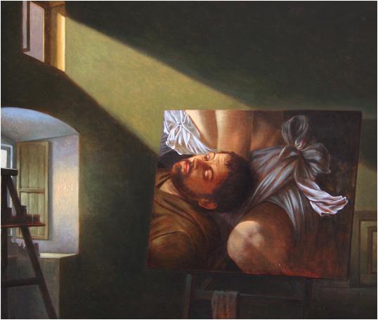 Le Opere Caravaggesche del Maestro Nunziante Nunzia12