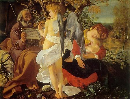 Le Opere Caravaggesche del Maestro Nunziante Riposo11