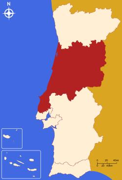 Região Centro -As Beiras Localr10
