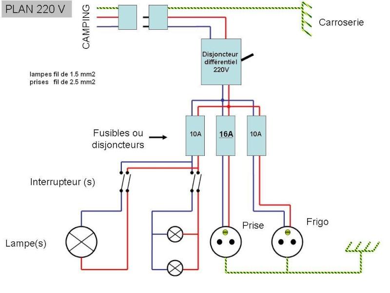 schema electrique 320pla10