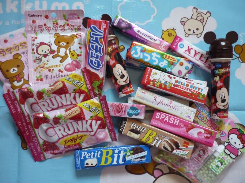Di ritorno dal Giappone ecco i miei acquisti! Carame10