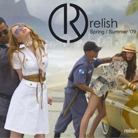 PUBBLICITA' RELISH 27410