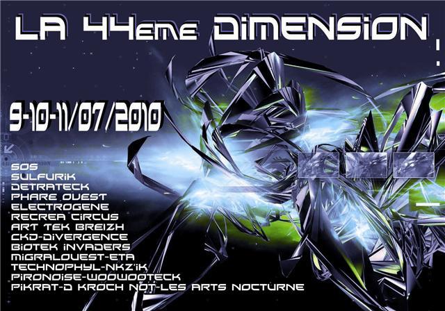 9-10-11/07/2010 La 44éme Dimension (multi 44) Flyer_12