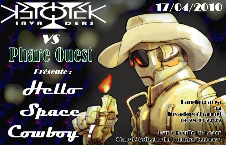 17/04/10 Hello Space Cowboy by BIOTEK Invaders & Phare Ouest (44) Hello_13
