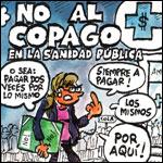 NO al COPAGO en la Sanidad: reactivación de la campaña estatal de recogida de firmas Banner10
