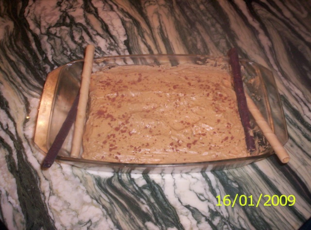 Tarta de Moka Con Galletas Moka_c10