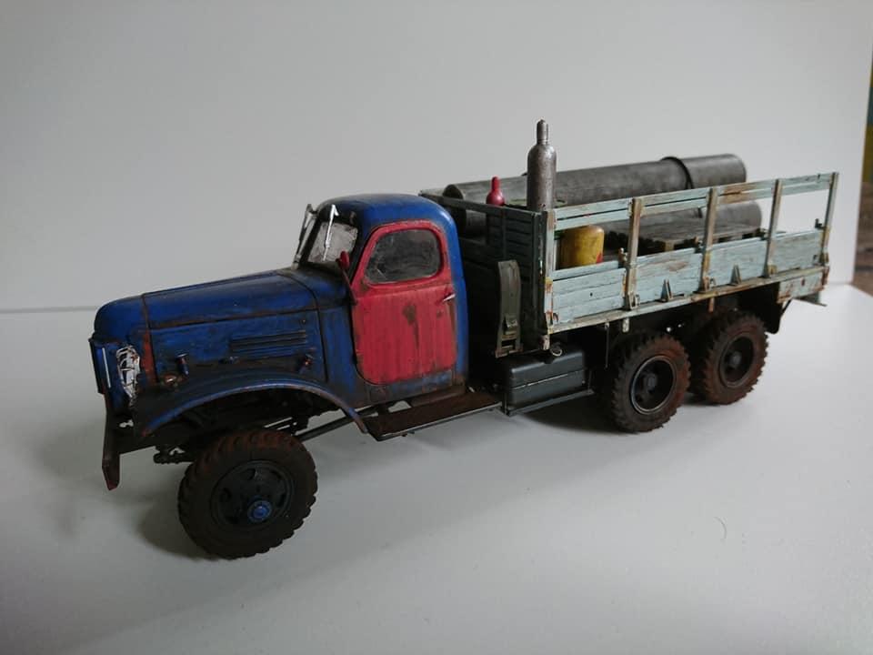 Maquette du ZIL 151 50610810