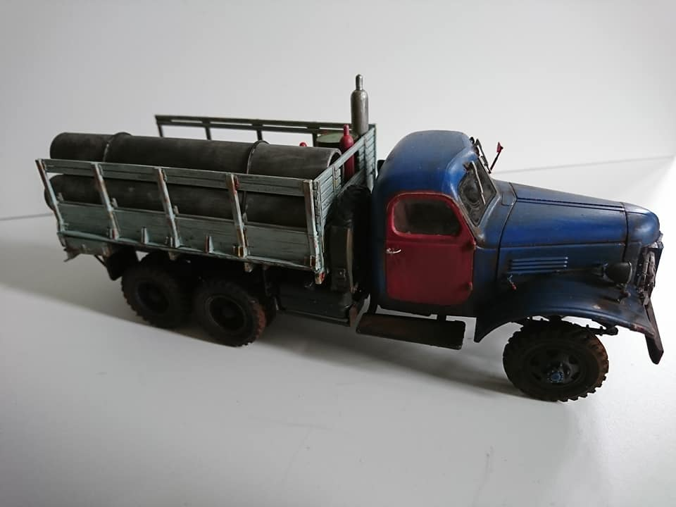 Maquette du ZIL 151 50687210