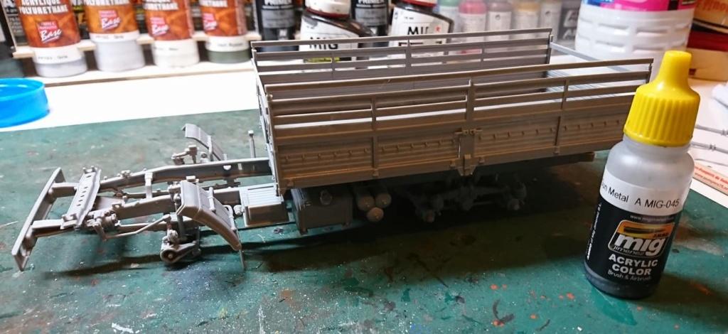 Camion KAMAZ 50781410