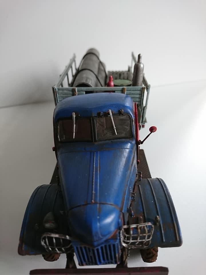 Maquette du ZIL 151 50894810