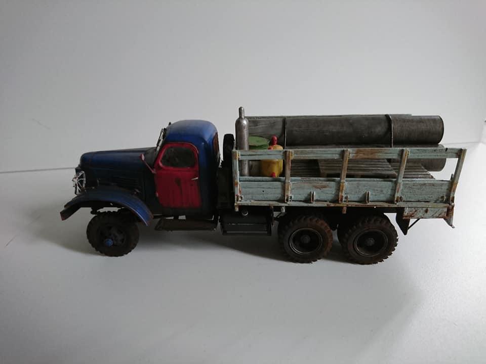 Maquette du ZIL 151 50940310
