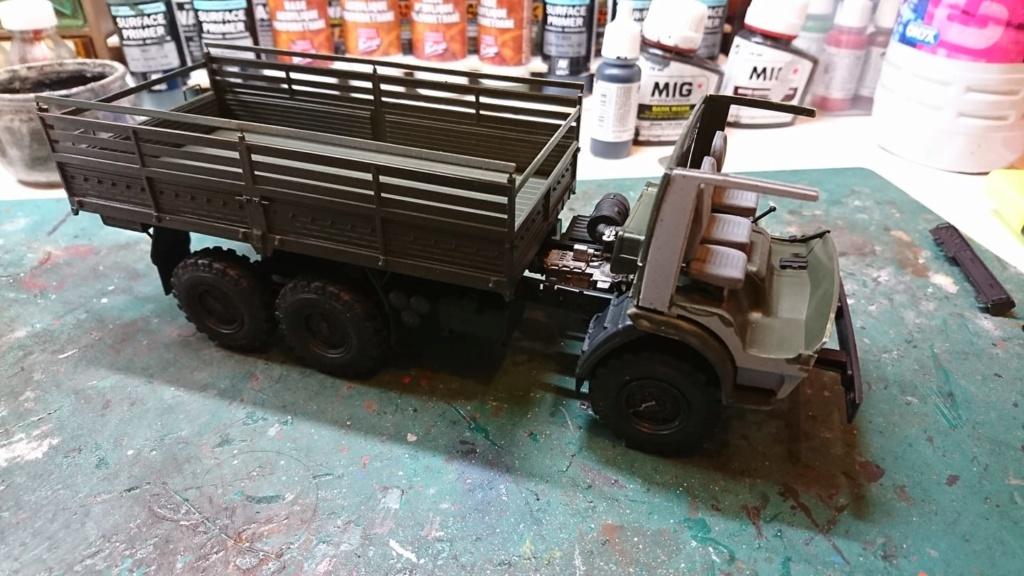 Camion KAMAZ 51223810