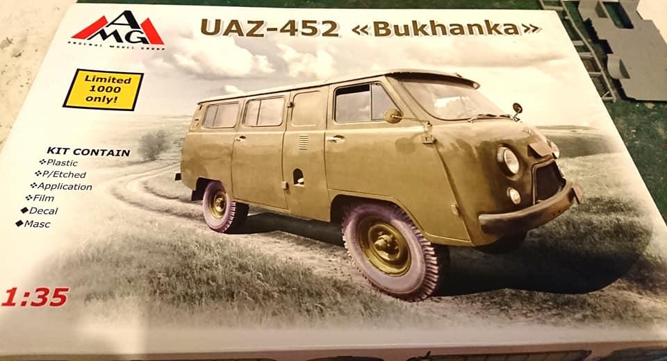 UAZ 452 BUKHANKA 52688510
