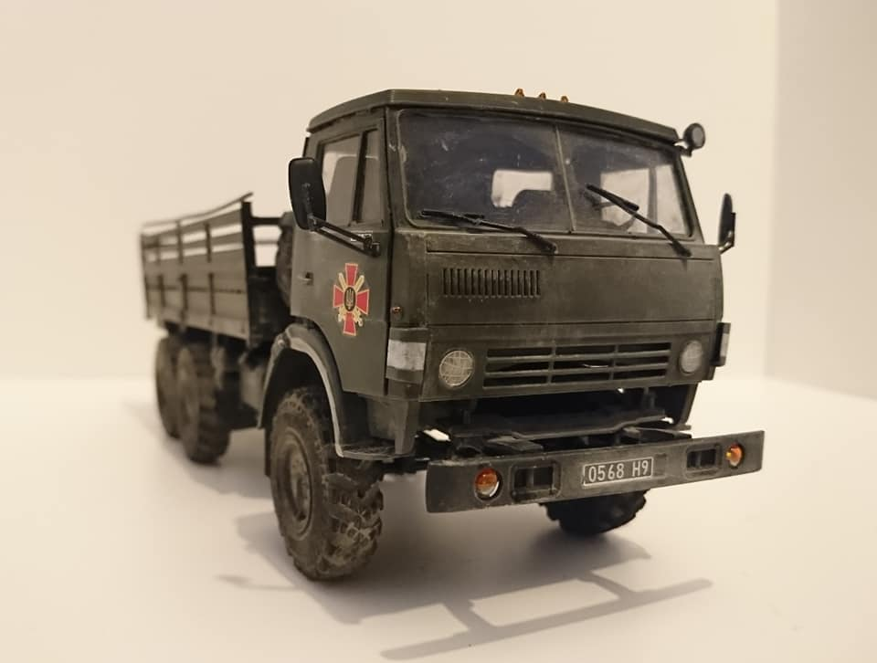 Camion KAMAZ 52853910