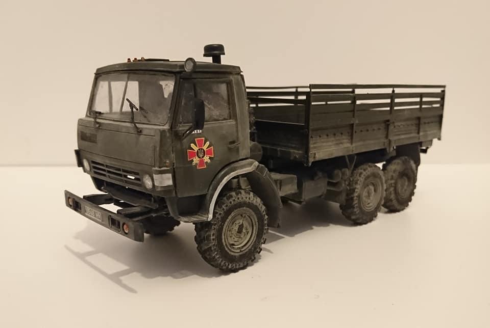 Camion KAMAZ 52856610