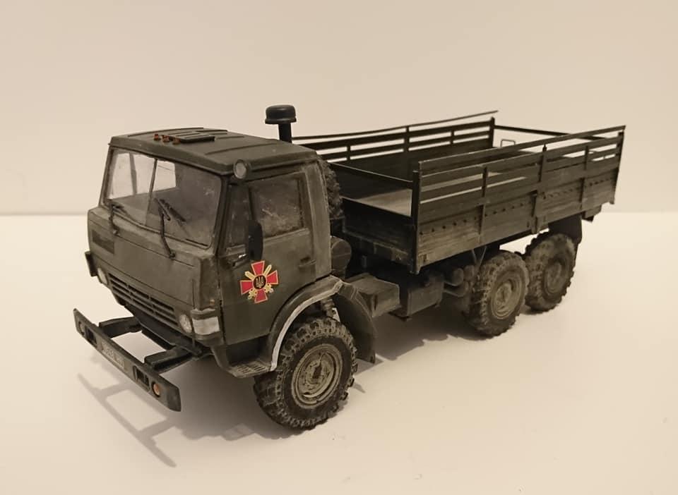 Camion KAMAZ 53110410