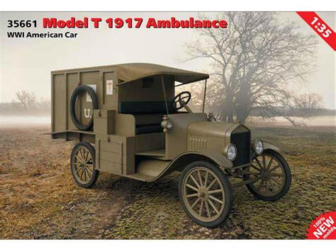 FORD T AMBULANCE  Th10