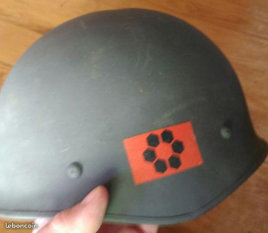 Ident. Symbole casque F1 F110