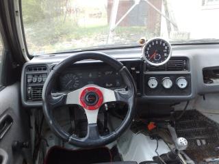 """Eriksson - Ford Sierra Turbo -88  """"The End""""  eller hittar jag en ny kaross?  - Sida 3 20090511"""