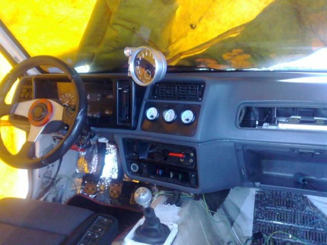 """Eriksson - Ford Sierra Turbo -88  """"The End""""  eller hittar jag en ny kaross?  - Sida 3 20090527"""